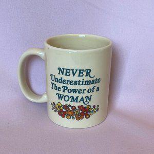 Power of a Woman Mug, 12oz